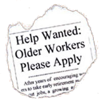 Older worker ad