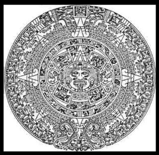 Aztec Calendar clear