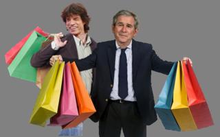 Jagger Bush shopping clear