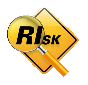 Risk sign clear
