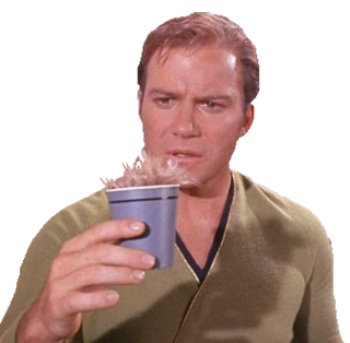 James T. Kirk clear