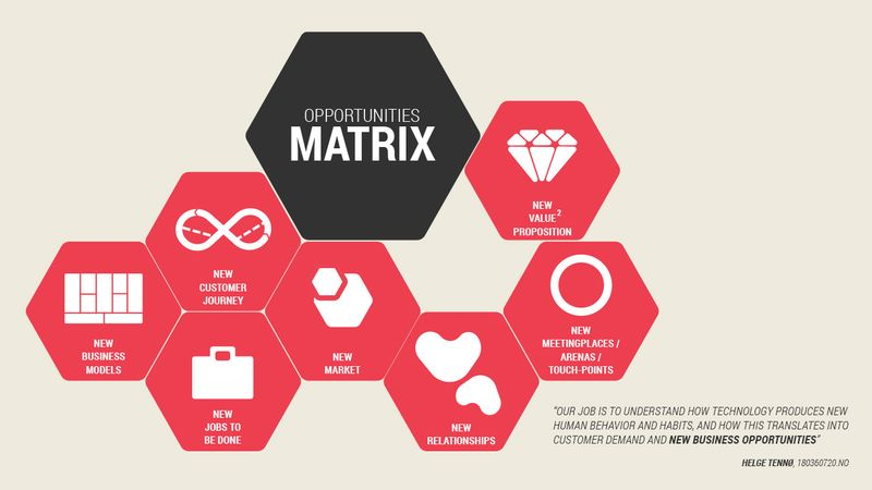 The-opportunities-matrix